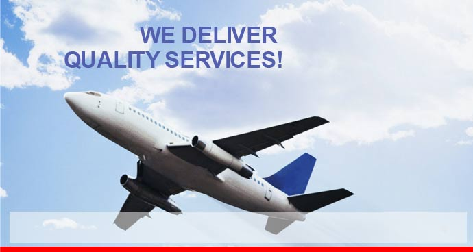 Air Freight Transportation : Freight Forwarding : Cargo Logistics